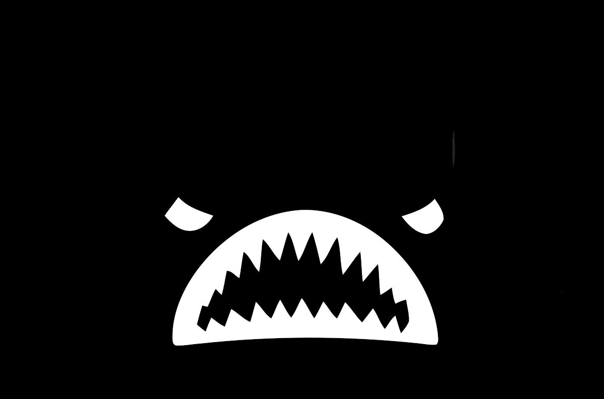 Los angeles sharks wikipedia. Clipart shark jaw