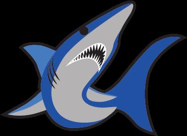 Clipart shark mako shark. Full size