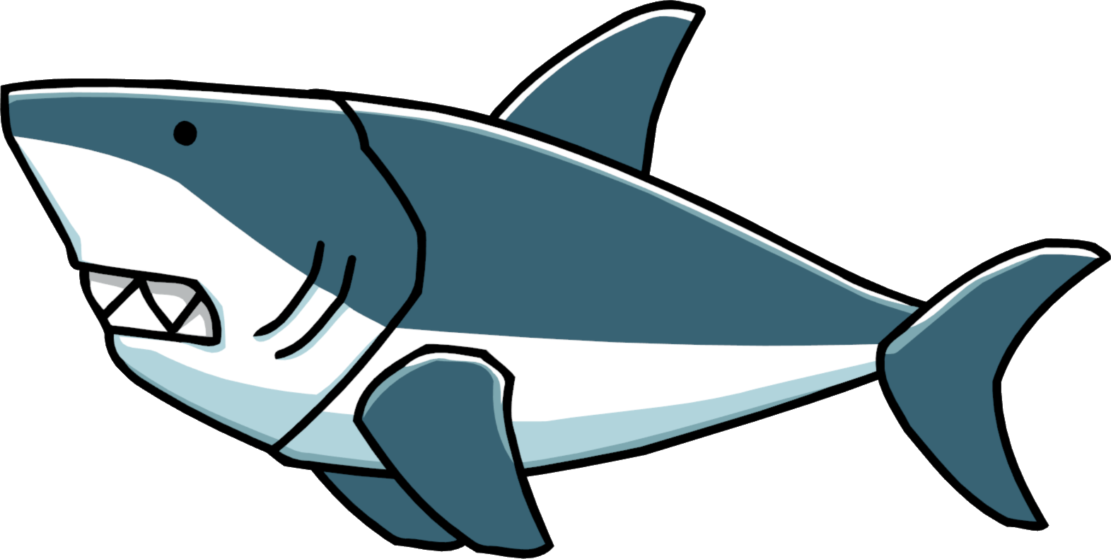 Tooth at getdrawings com. Clipart shark mean
