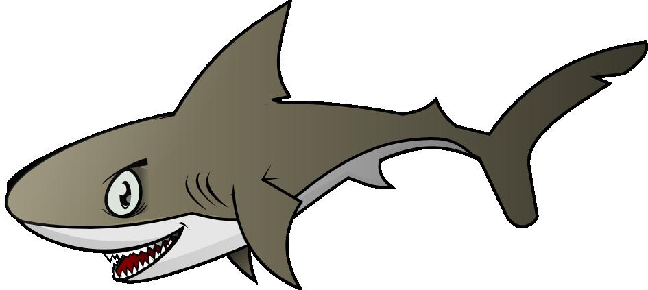 Tiger at getdrawings com. Clipart shark mean