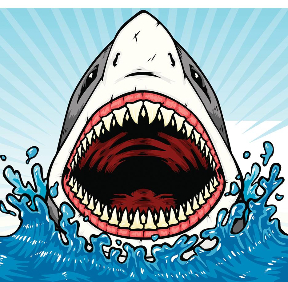 Clipart shark megamouth shark, Clipart shark megamouth ...