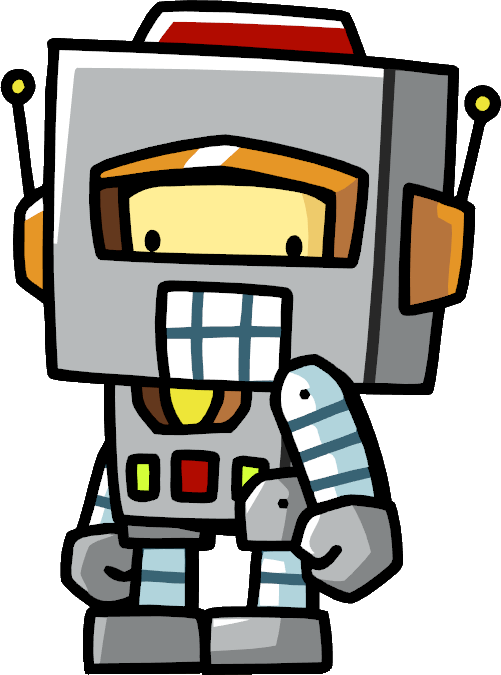 Costume scribblenauts wiki fandom. Clipart shark robot