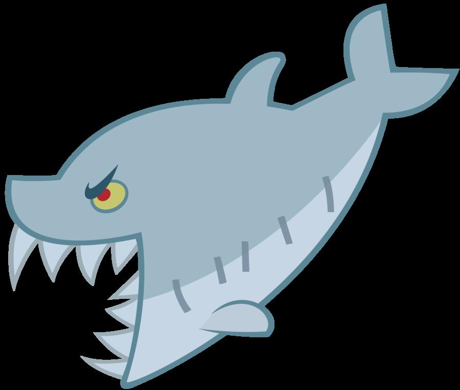 By ironfruit on deviantart. Clipart shark vector