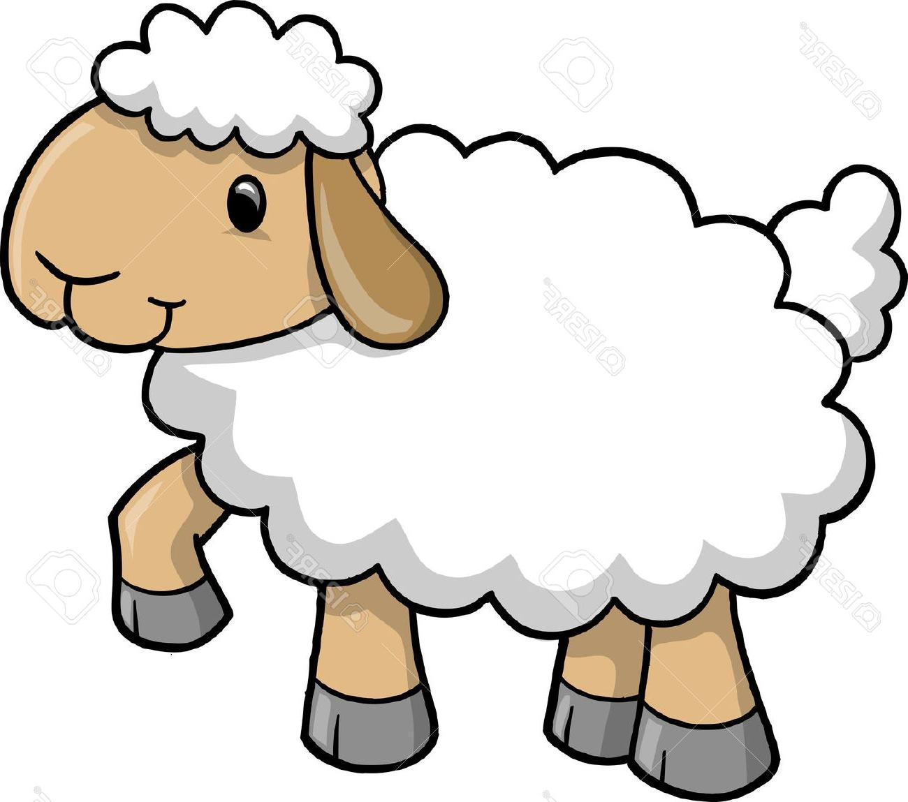Unique gallery digital collection. Clipart sheep