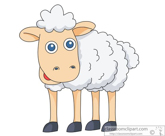 Free clip art pictures. Sheep clipart