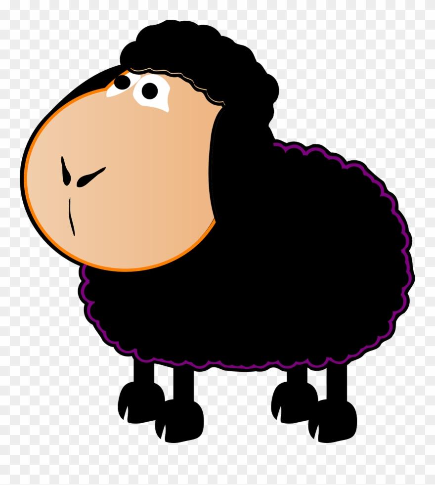 Permalink to clip . Lamb clipart baa baa black sheep