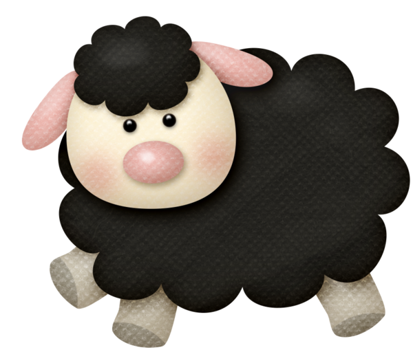 Lamb clipart manger. Animais da fazenda e