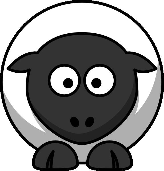 Panda free images baabaablacksheepclipart. Sheep clipart baa baa black sheep