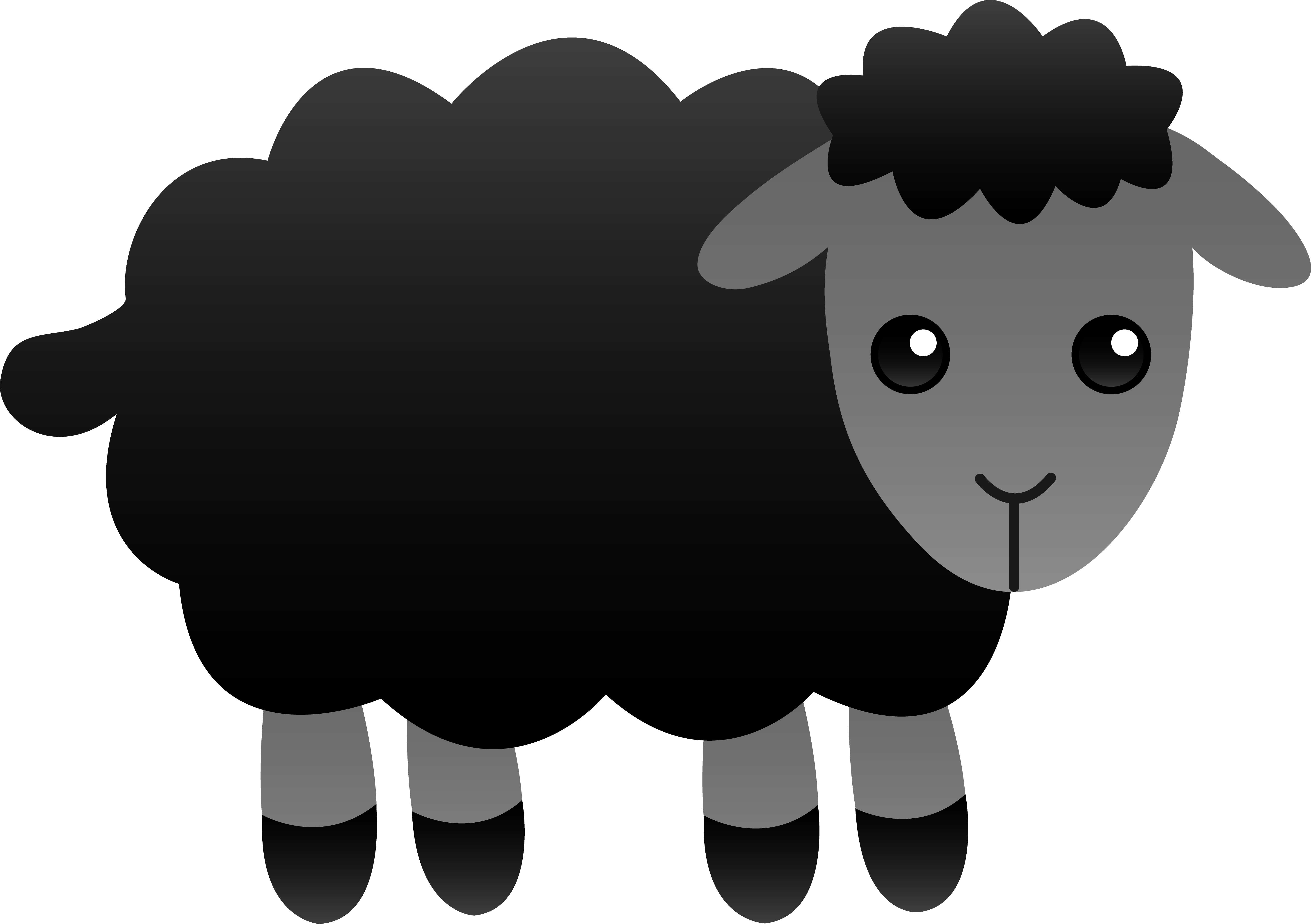Sheep clipart body. Cute getbellhop cricut pinterest