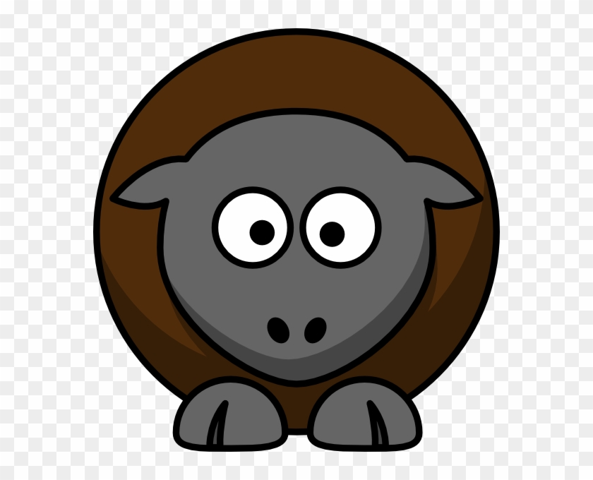Original png clip art. Clipart sheep brown sheep