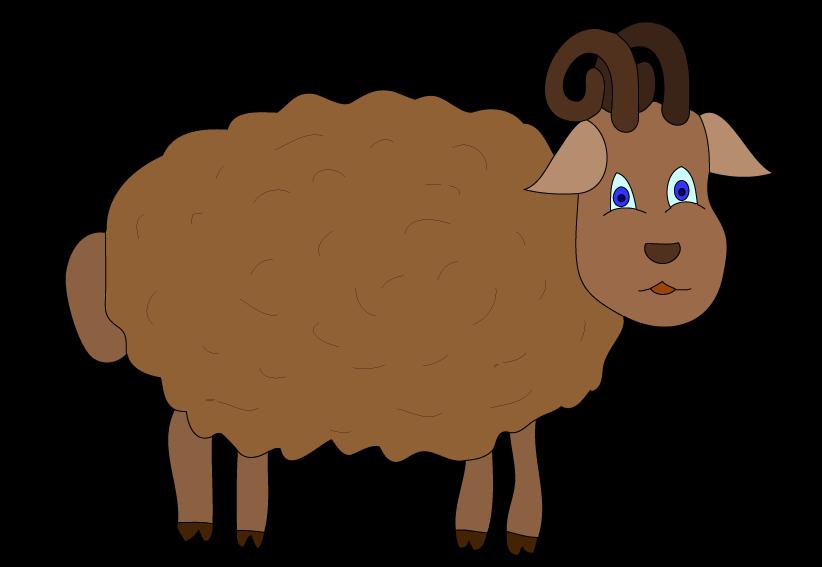 Picture color png . Clipart sheep colour