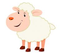 Free sheep clip art. Lamb clipart shee