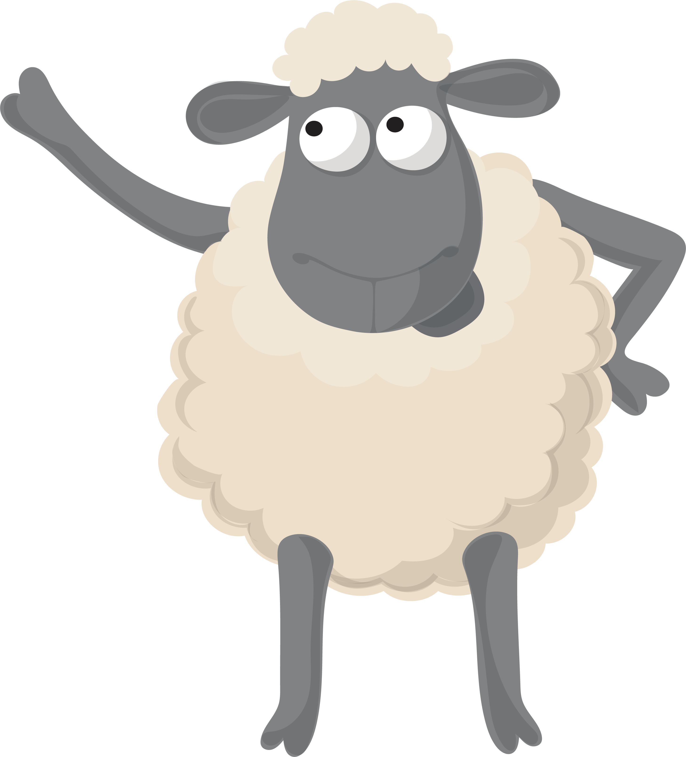 Al fitr mubarak islam. Clipart sheep eid ul adha