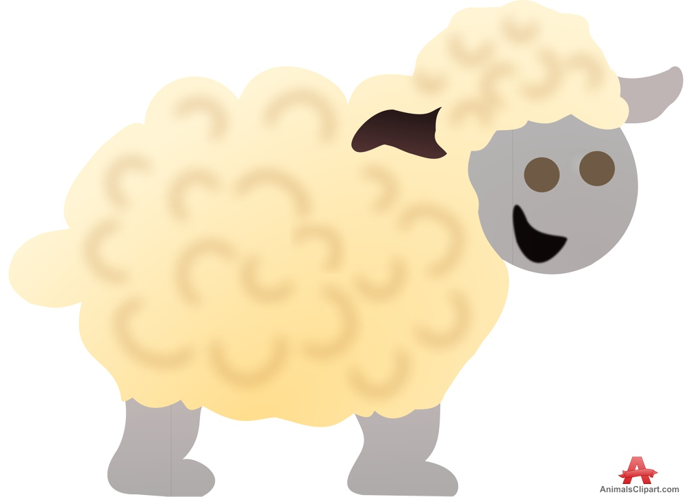 Free design download wikiclipart. Sheep clipart fluffy sheep