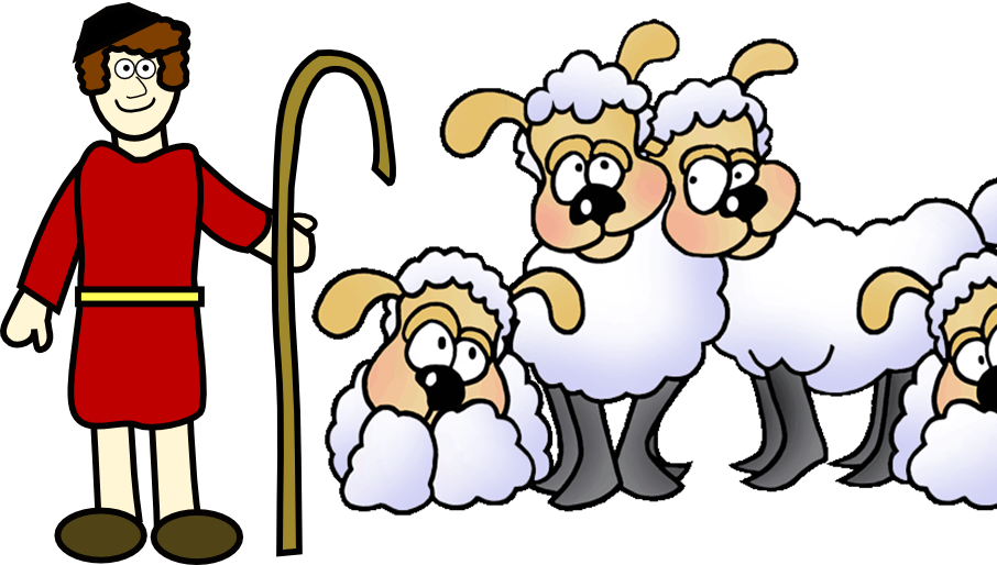 Hey dbas what are. Sheep clipart shepherd