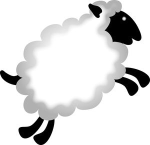 Image baby farm animals. Lamb clipart barnyard animal