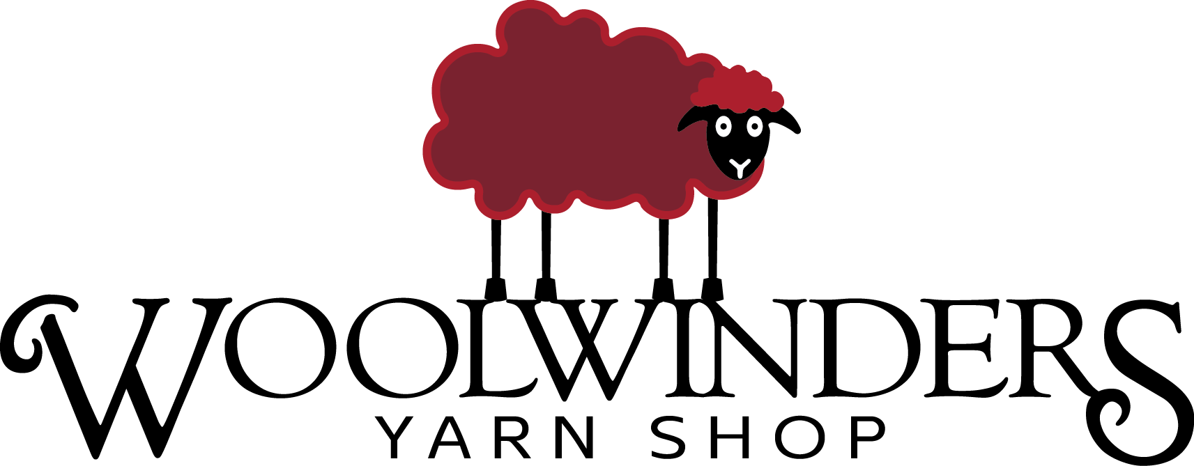 About us woolwinders yarn. Clipart sheep knitting