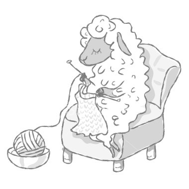 Free cliparts download clip. Clipart sheep knitting