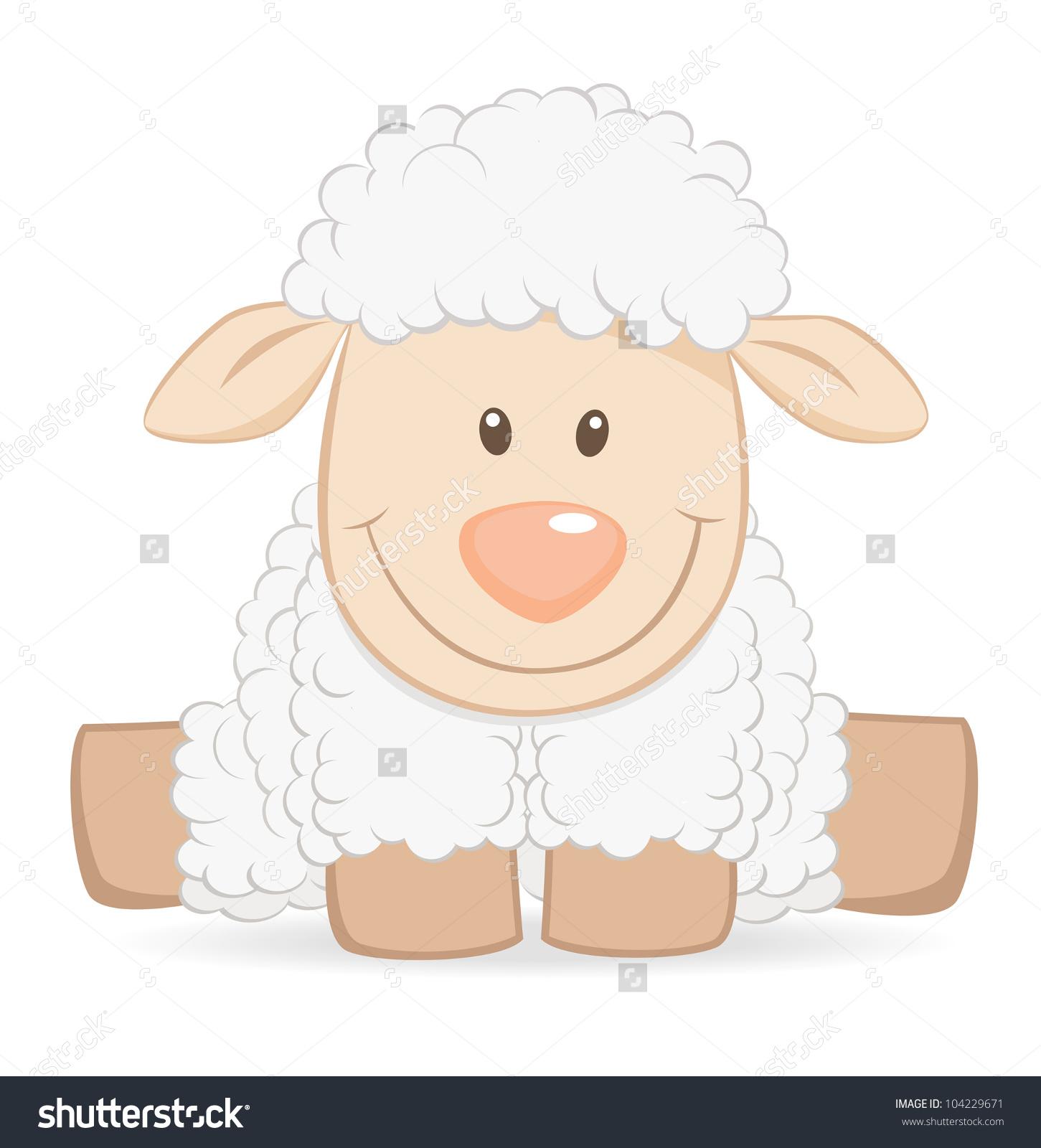 Baby sheep clip art. Lamb clipart little lamb