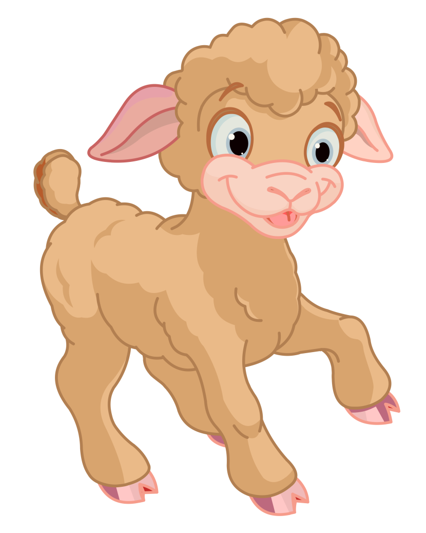 Clipartix . Lamb clipart dolly sheep