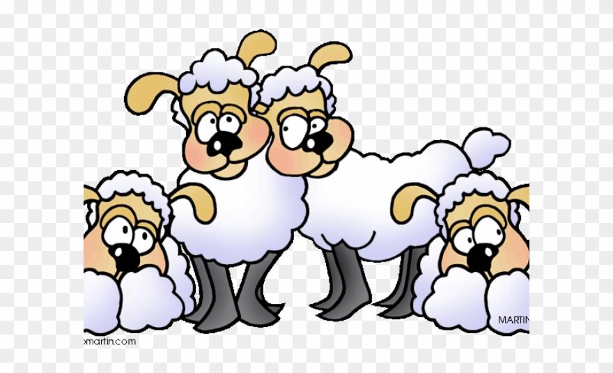 Lamb clipart herd. Lost sheep of sheeps