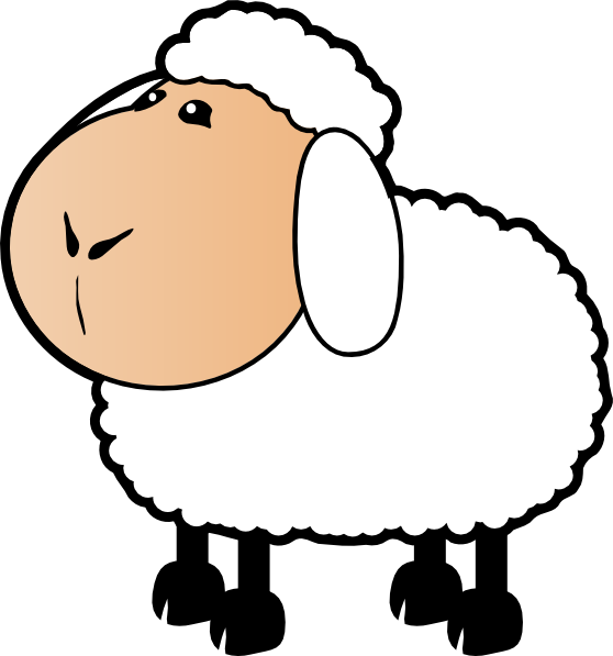 Lamb clipart sheep flock. Herd panda free images