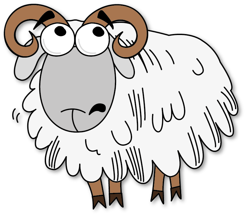 Clipart sheep man. Home free on dumielauxepices