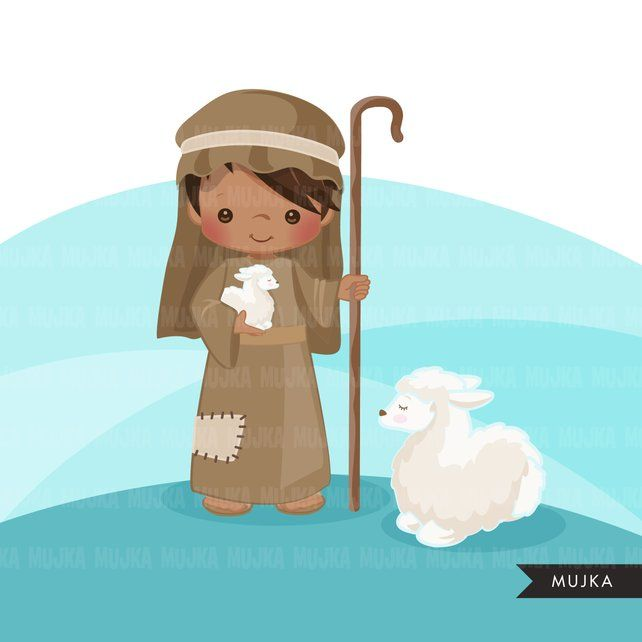 Pin on bazaar . Nativity clipart bible
