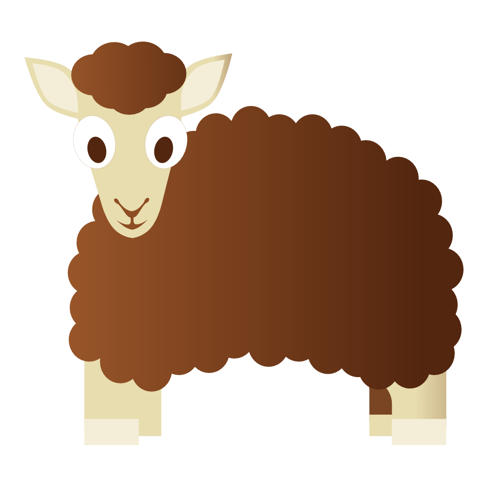 Transparent png pictures free. Clipart sheep orange