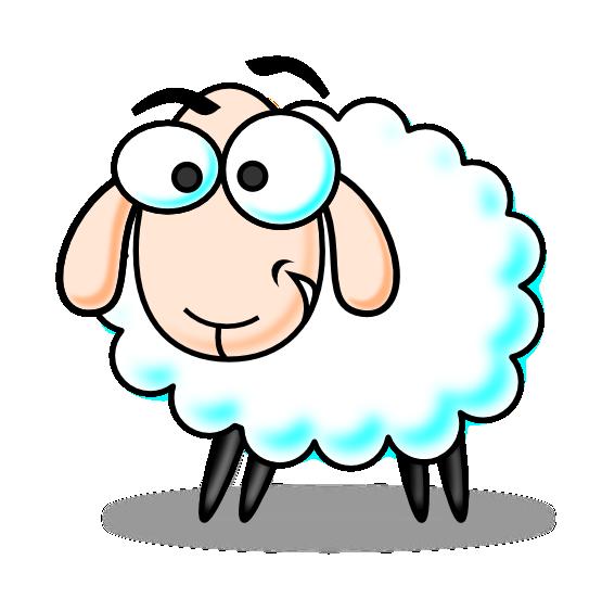 Lamb clipart big sheep. Free download clip art