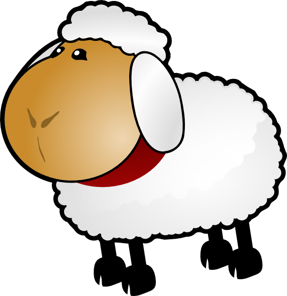 Home clipart sheep. Rotate clip art at