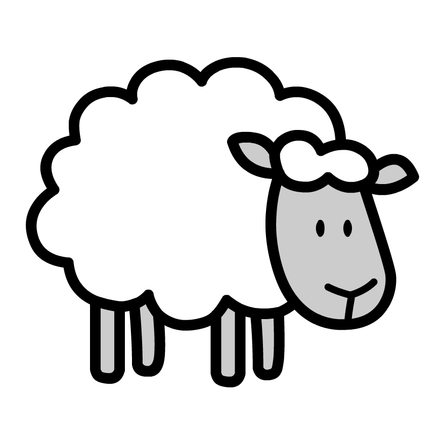 Lamb clipart dolly sheep. Png baby silhouette photo