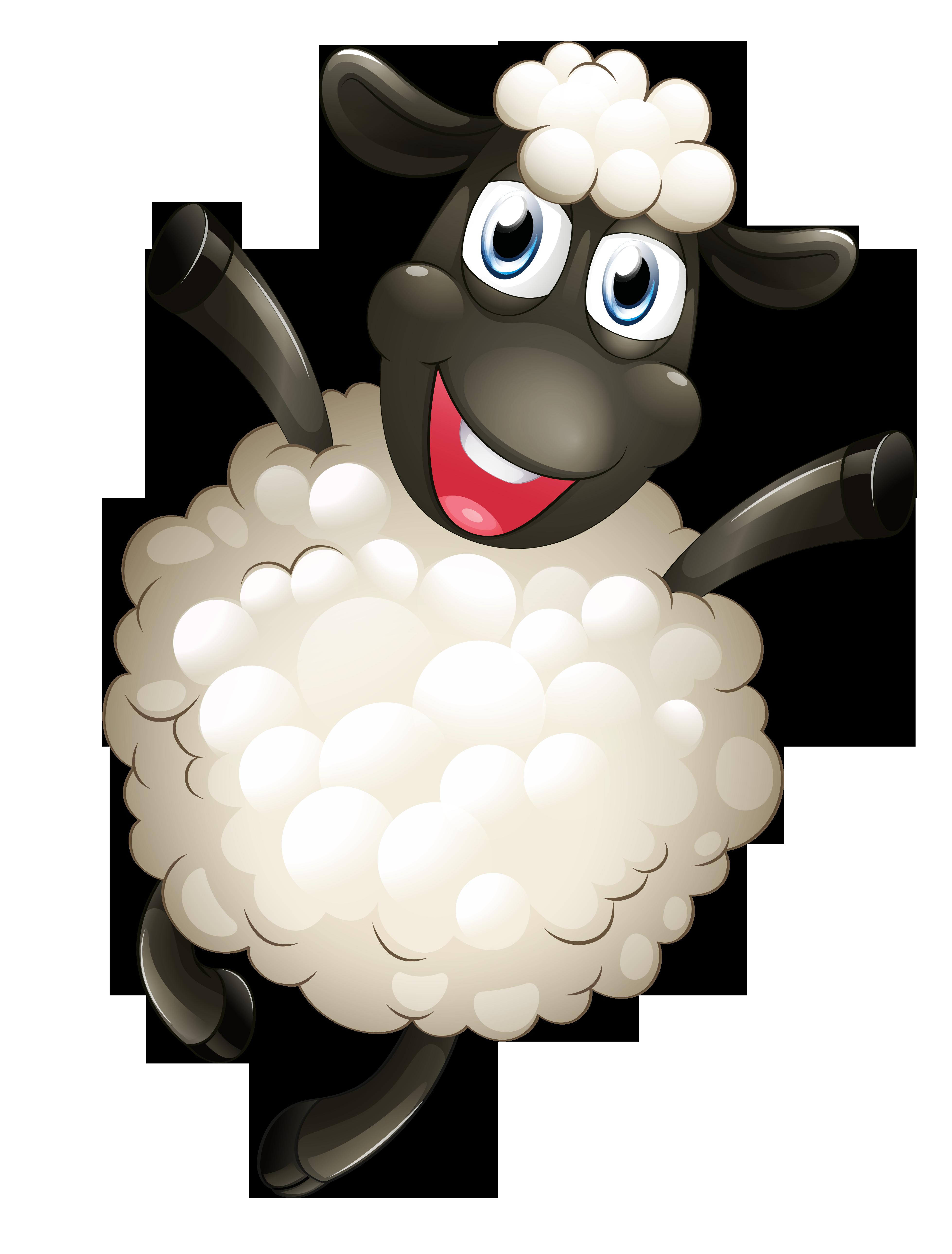 Sheep clipart animation, Sheep animation Transparent FREE ...