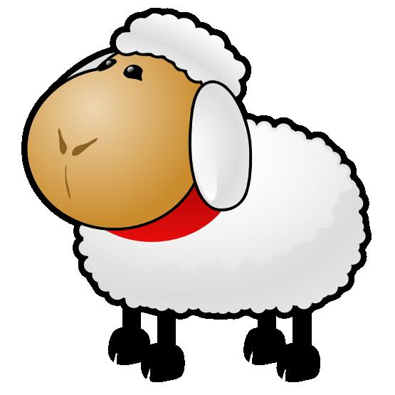 Sheep cliparts free download. Lamb clipart christmas