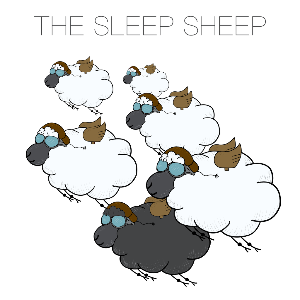 Clipart sheep sleepy sheep. When it s time