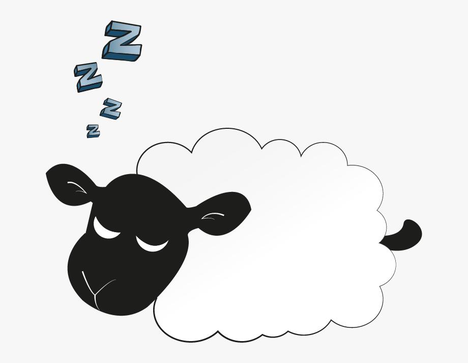 Sheepie transparent . Sheep clipart sleeping