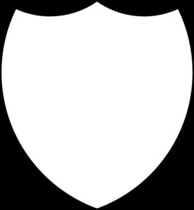 Clipart shield. Blank panda free images