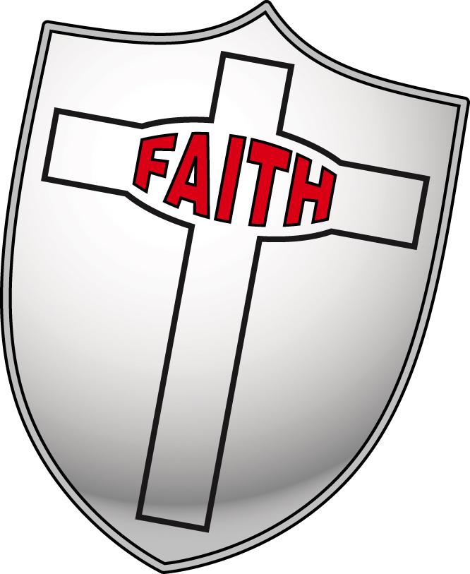 Image of god faith. Clipart shield armor shield