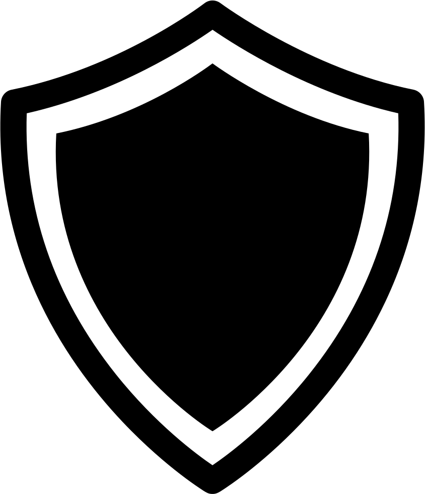 Clipart shield black and white, Clipart shield black and ...