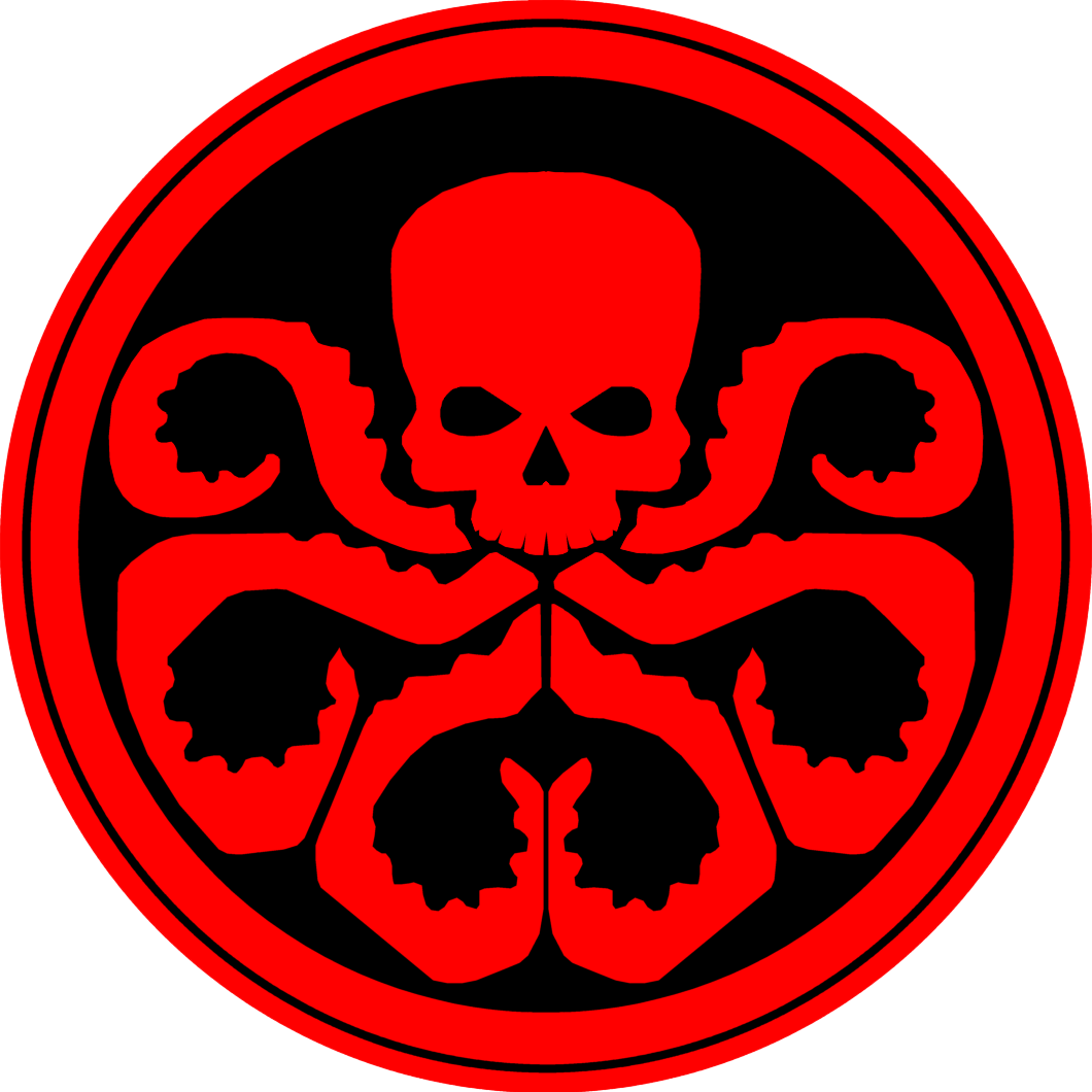 Image hail hydra know. Clipart shield captain america