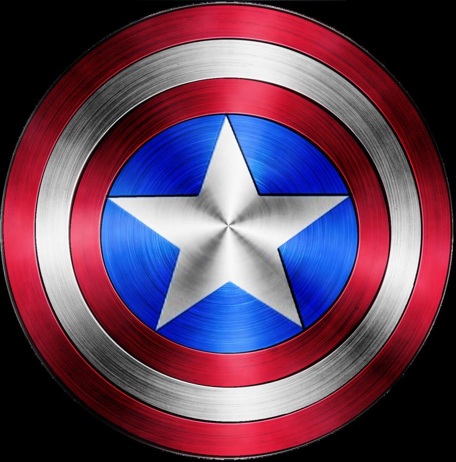 Head clipart captain america. Shield party ideas pinterest