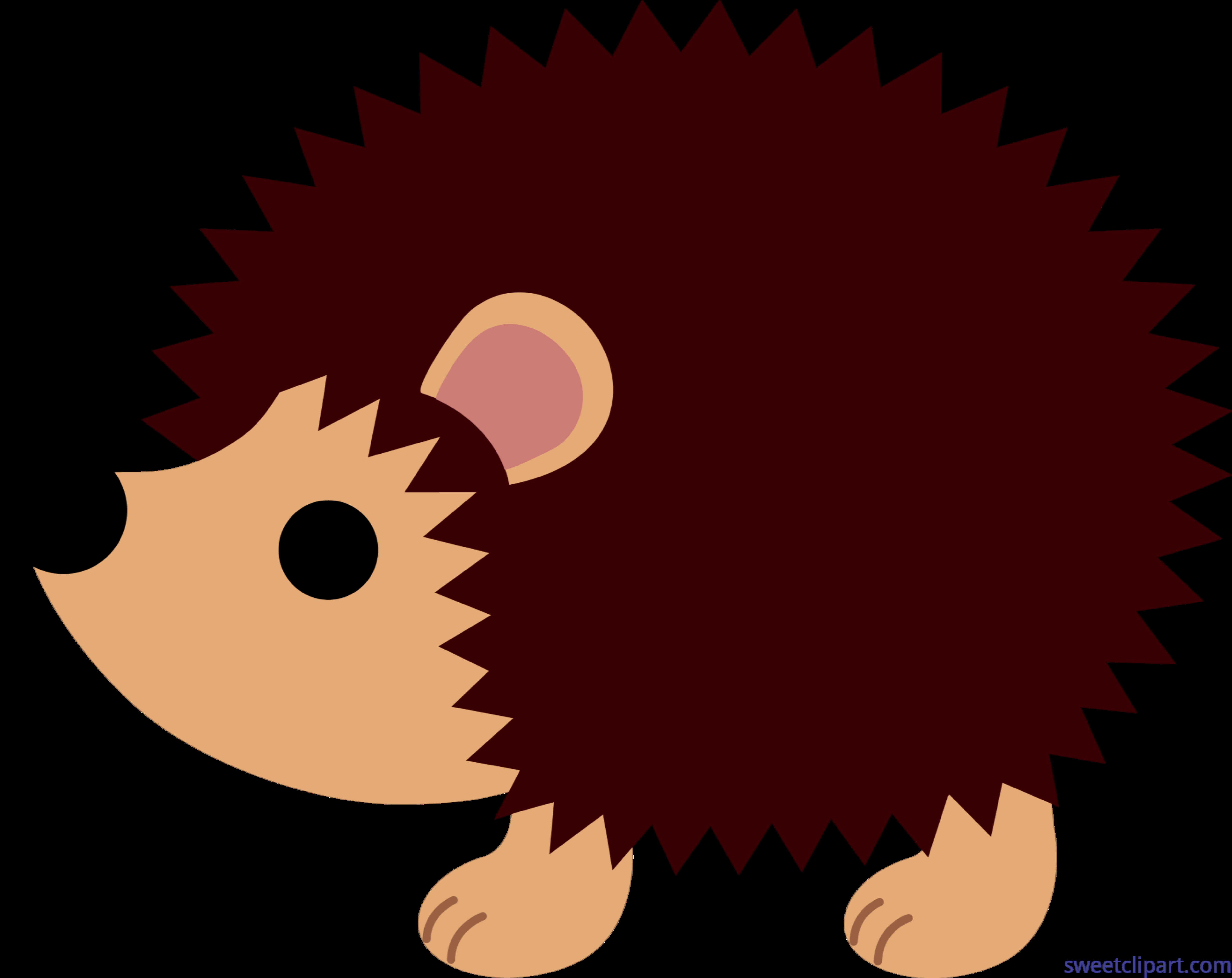 Hedgehog at getdrawings com. Email clipart design cute