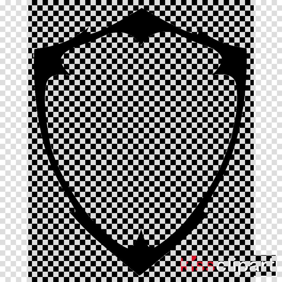 Clipart shield emblem. Logo graphics transparent