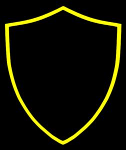 Clipart shield emblem. Base of logo clip