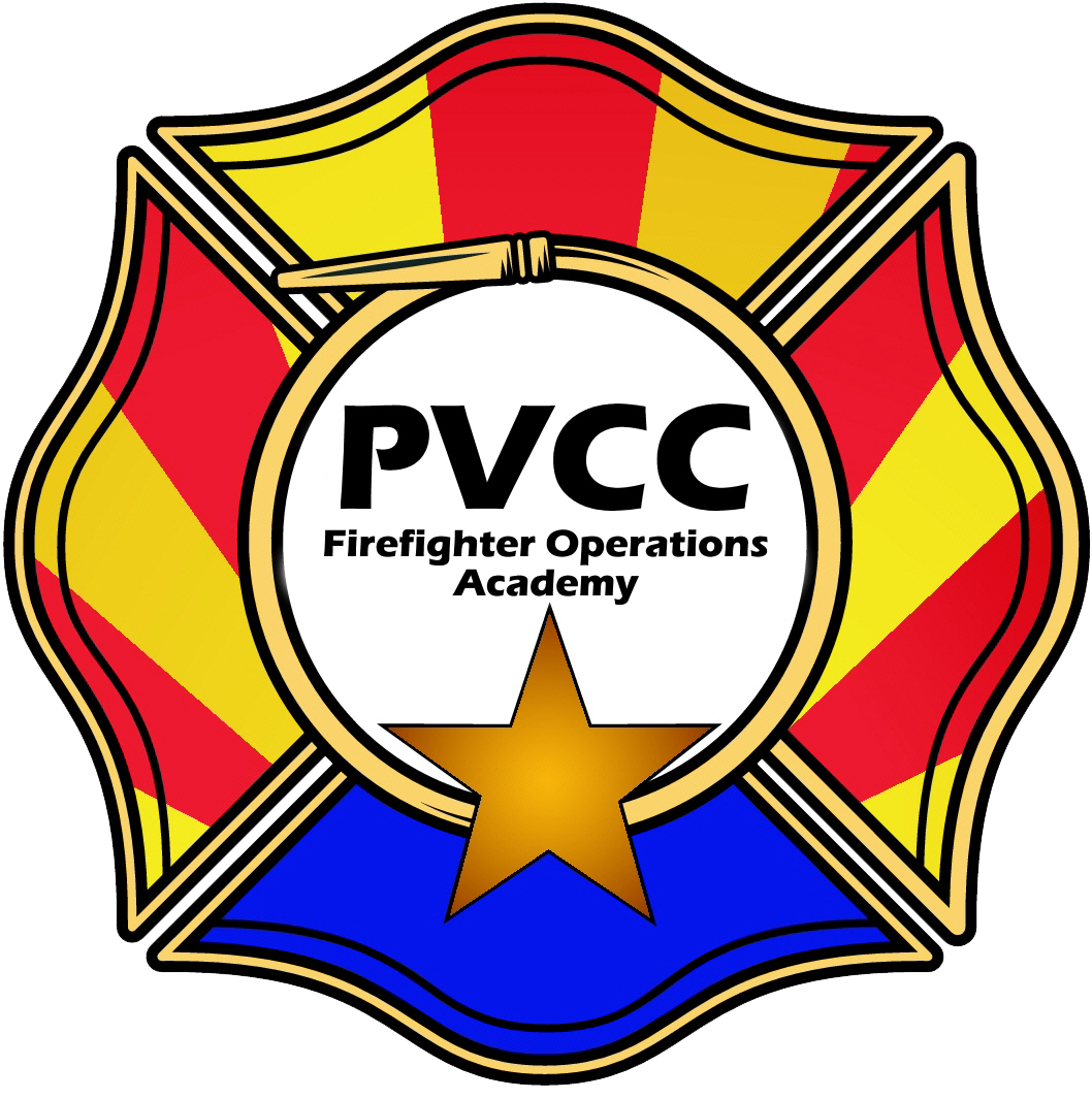 Firefighter operations academy pvcc. Clipart shield fire department