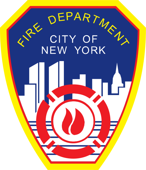 County city court police. Clipart shield fire department