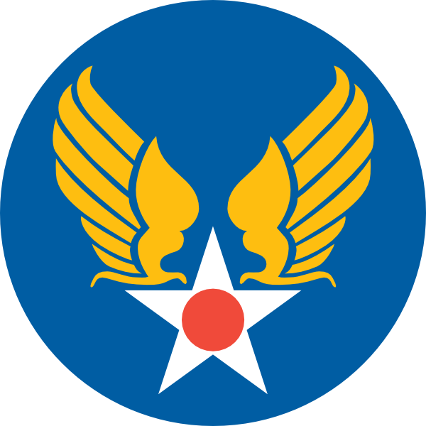Us army air corps. Clipart shield insignia