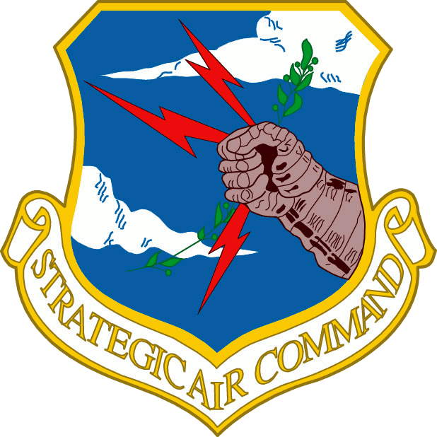 File strategic air command. Clipart shield insignia