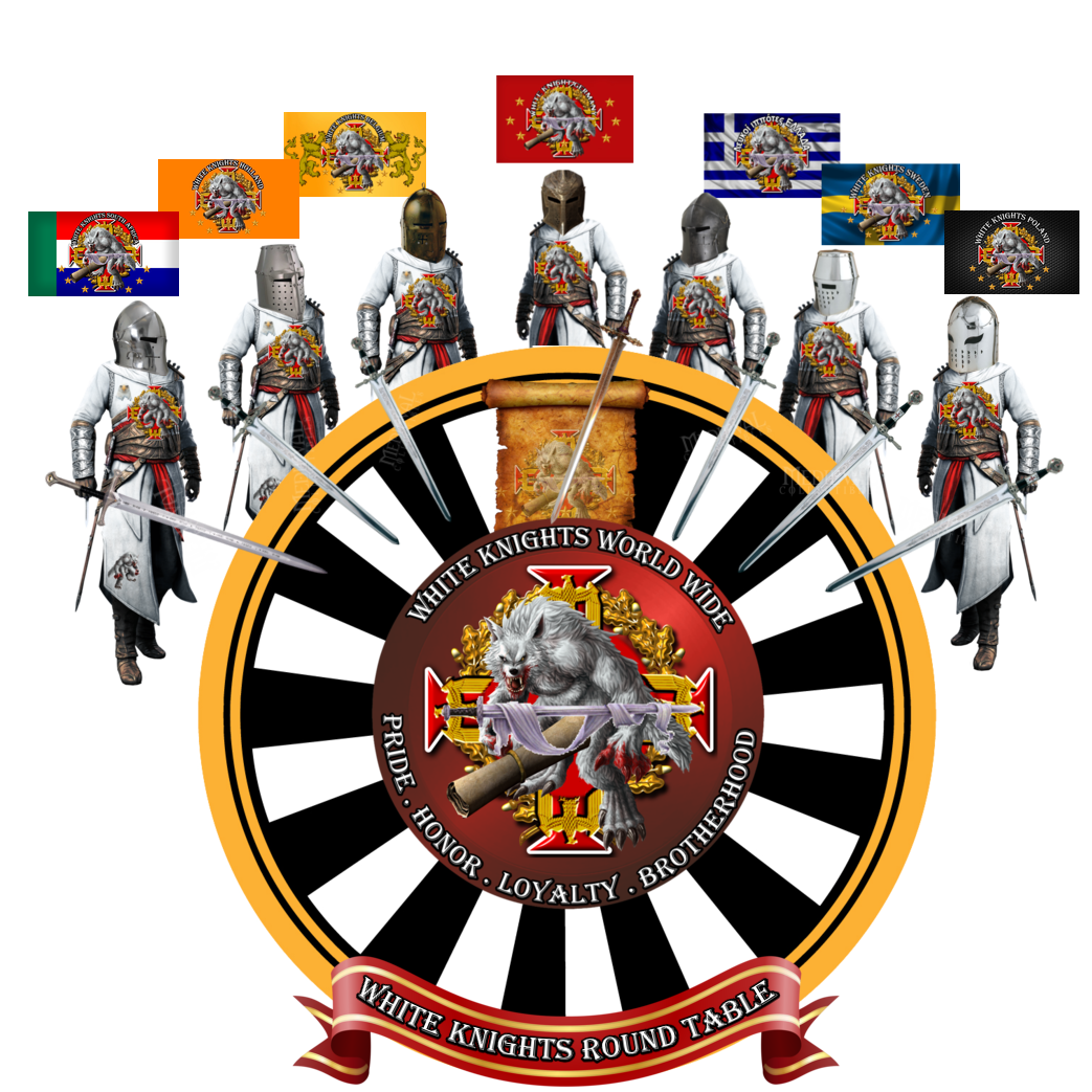 knight clipart the round table