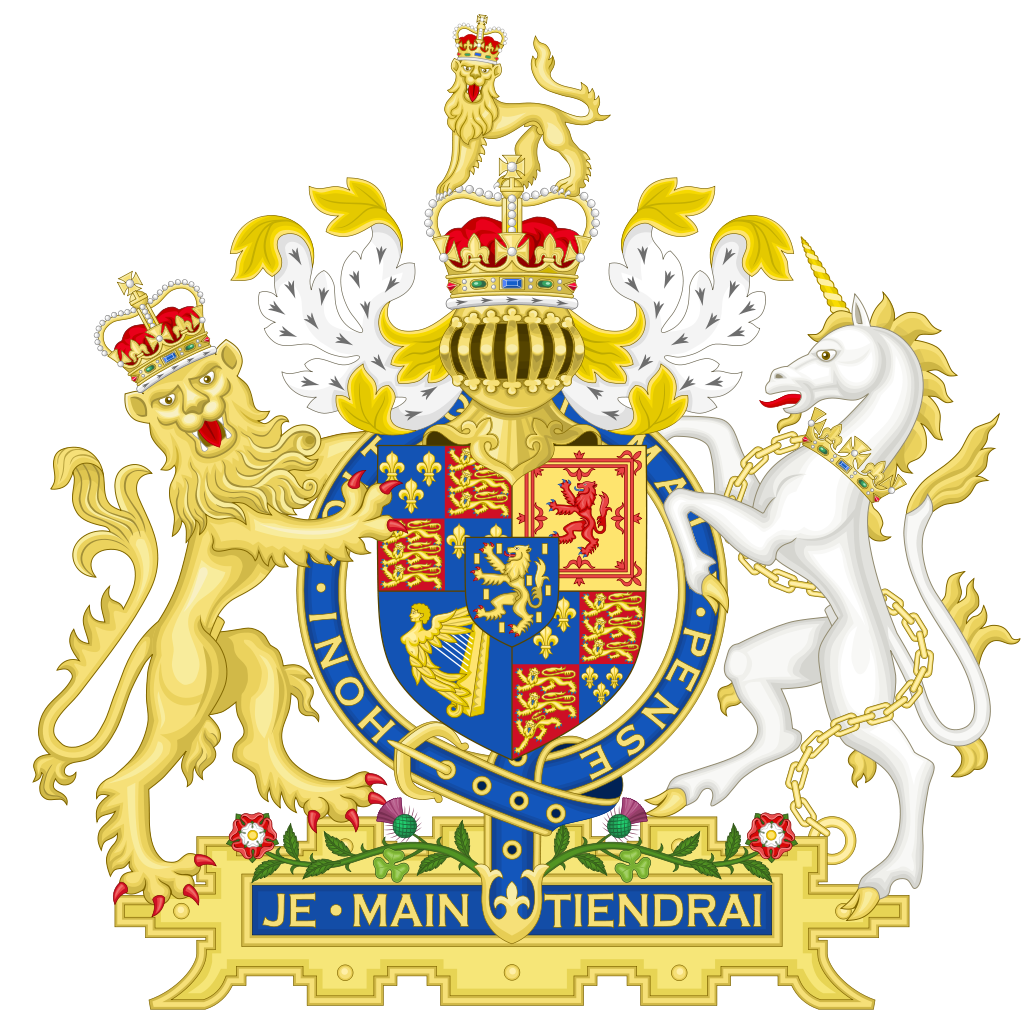 Tower clipart coat arm. Of arms the kingdom